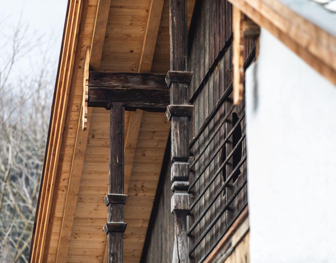 stadl ferienwohnung lienz renovierung