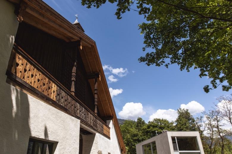 Renoviertes Bauernhaus in Lienz am Iselhof
