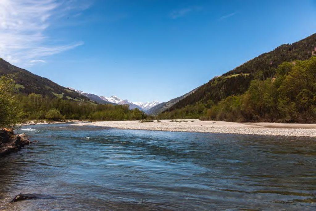 Natururlaub am Iseltrail