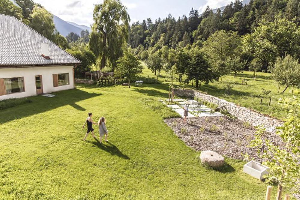 Garten am Iselhof