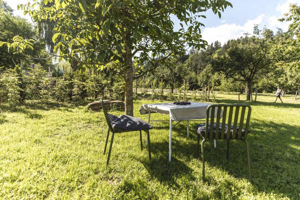 Ferienwohnungen Lienz Natur Garten